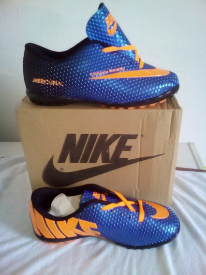 Zapatos Futbol Sala Mercury Nike