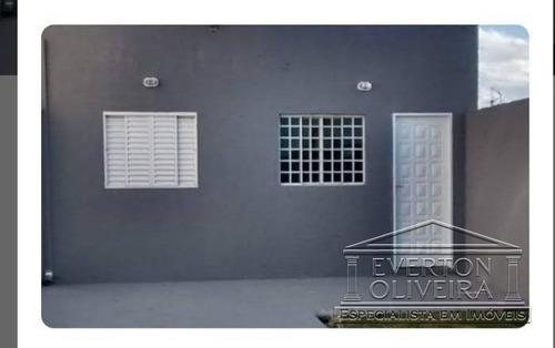 Imagem 1 de 6 de Casa - Loteamento Santa Edwiges - Ref: 11662 - V-11662