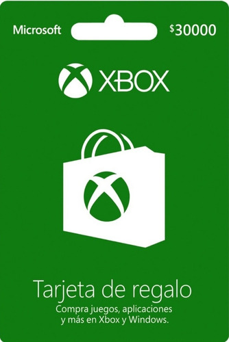 Pin De Regalo Xbox  30000