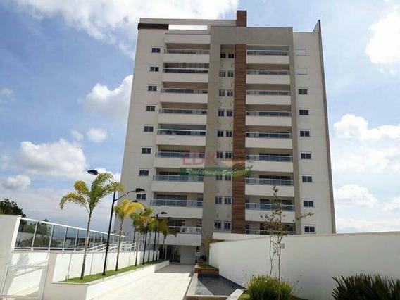 Apartamento Residencial À Venda, Edifício Maximus Residence, Pindamonhangaba. - Ap2347