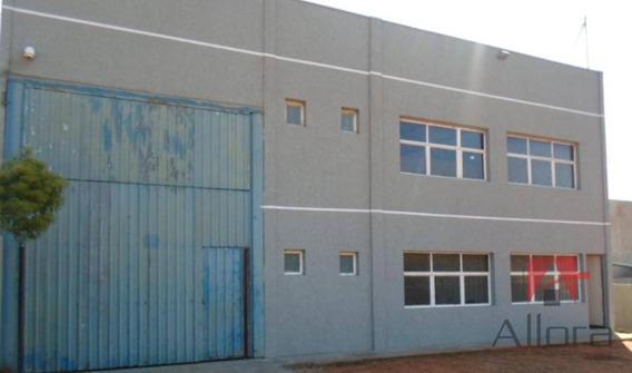Galpão À Venda Ou Locação, 600 M² - Centro Industrial Raphael Diniz - Bragança Paulista/sp - Ga0038