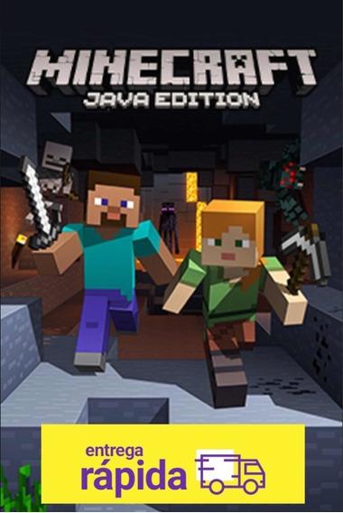 Minecraft Java Edition Original Pc- Key