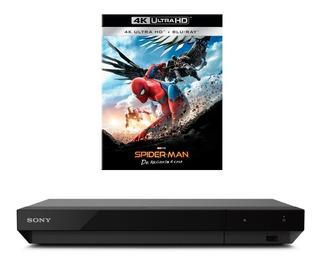 Blu-ray Sony 4k Hdr, Dolby Vision / Atmos Wi-fi - Ubp-x700