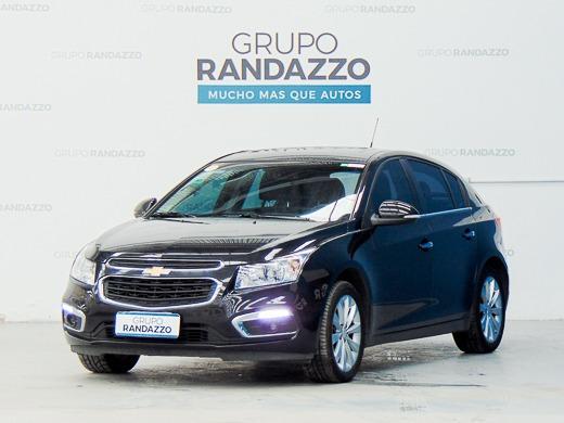 Chevrolet Cruze 2016 1.8 Ltz Mt Roman