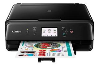 Impresora Multifunción Canon Prixma Ts-6020w Netpc