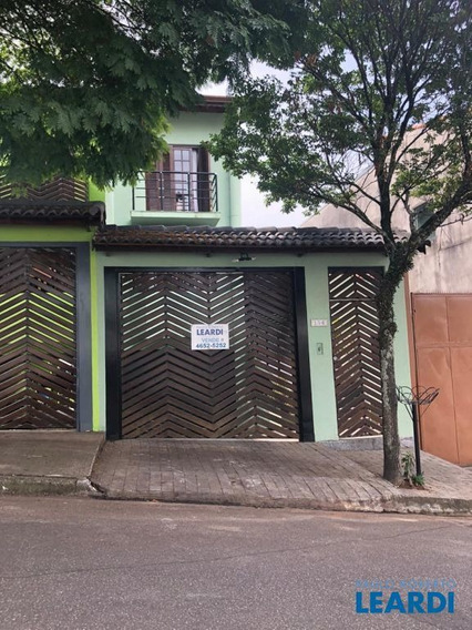 Casa Assobradada - Jordanópolis - Sp - 542914