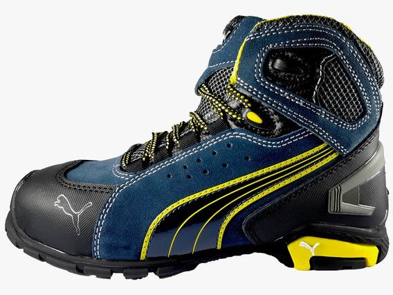 Botas De Seguridad - Puma Safety Shoes Mod. 234 Rio Mid