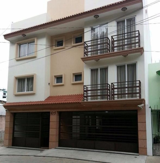 Departamento En Renta Zona Murillo Vidal, Amueblado, Sin Aval