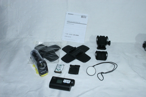 Sony Action Cam Hdr-as15 (fullhd)
