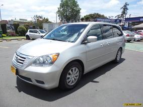 Honda Odyssey Ex At 3500cc