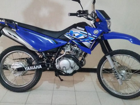 Yamaha Xtz 125 Modelo 2017, 10.772kilómetros, Papeles Nuevos