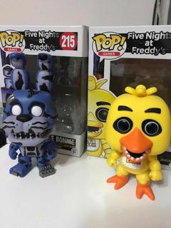 Funko Pop Five Night At Freddy Nightmare Bonnie #215