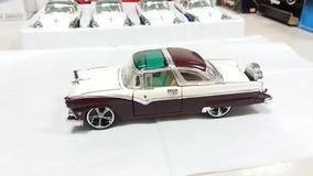 Miniatura Crown Victoria 1955 1/24 Sunnyside Novo #27278