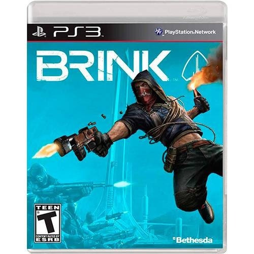 Brink Ps3 (game Tech)