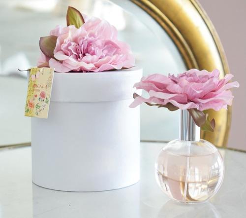 Perfume Mujer Flower  Kala Aromas En Caja De Regalo