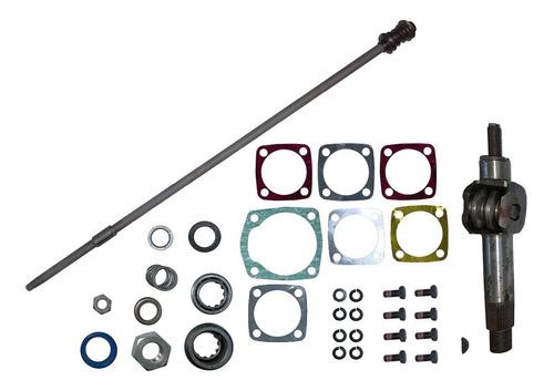 Kit Reparo Caixa Direção Kombi 65 A 75 Completo Trw
