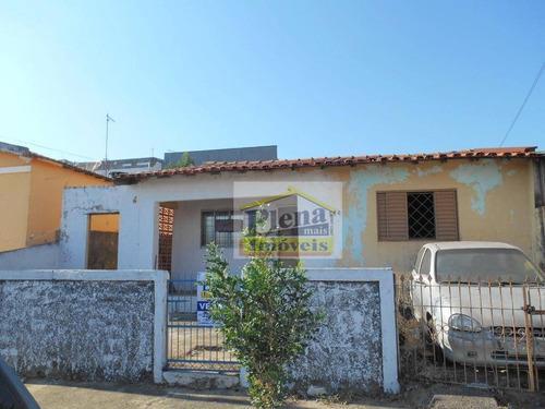 Casa Com 3 Dormitórios À Venda, 180 M² Por R$ 220.000,00 - Vila Valle - Sumaré/sp - Ca3451