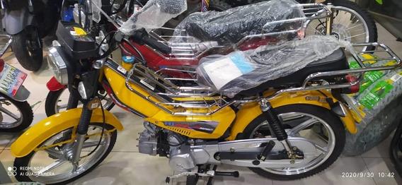 Haojue Hj110 Moper Año 2020