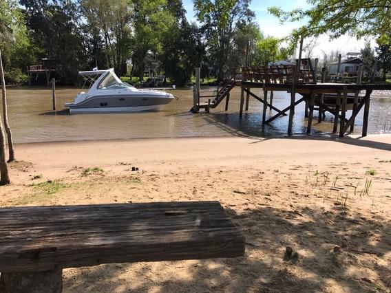 Alquiler Casa En El Delta Cabaña Rio Capitan Tigre