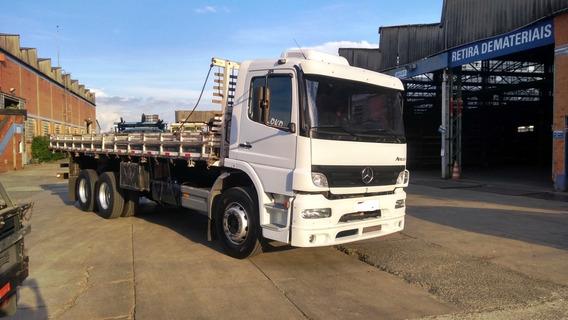 Atego 2425 6x2 Truck Carroceria