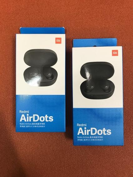 Fones De Ouvido Original Xiaomi Redmi Airdots - Bluetooth