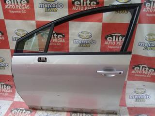 Porta Dianteira Esquerdo Citroen C4 Pallas/hatch 2007 2012