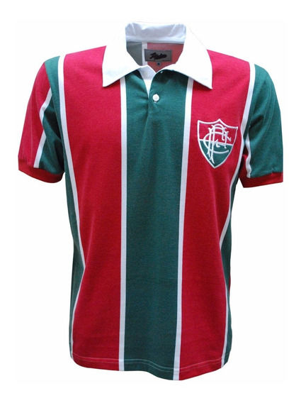 Camisa Do Fluminense Retro 1913