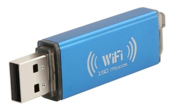 Placa De Rede Sem Fio Adaptador Rt3070 Wi-fi 150mbps