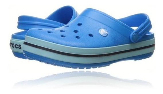 Crocband Sandalia Crocs Original Oceano Ice Blue