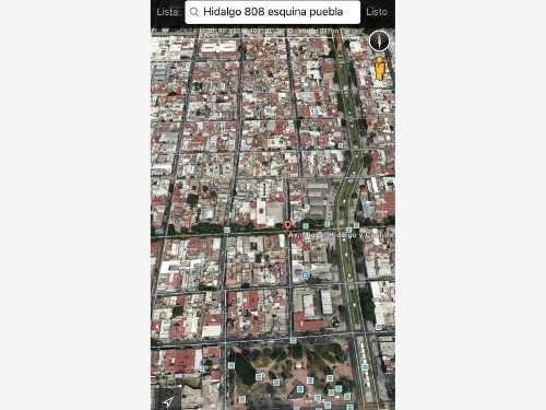 Terreno En Venta En Guadalajara Centro, Guadalajara