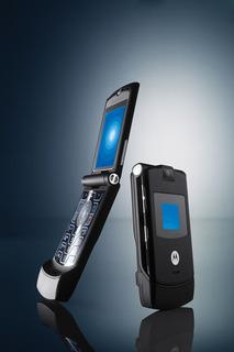 Pedido: Motorola V3 Razr Libre De Fabrica Claro E Movistar