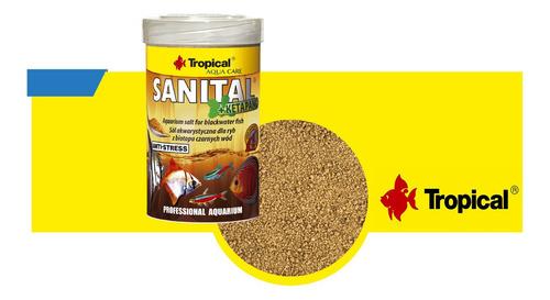 Sal Tropical Para Acuario + Ketapang Premium Sunny Tp-80333
