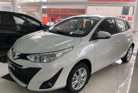 Toyota Yaris 0km 2020 Branco