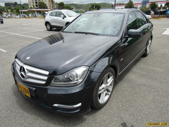 Mercedes Benz Clase C250 Dotacion Amg