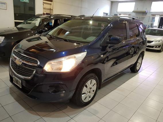 Chevrolet Spin 1.8 Lt 5 Asientos C/gnc 2013 //4632025