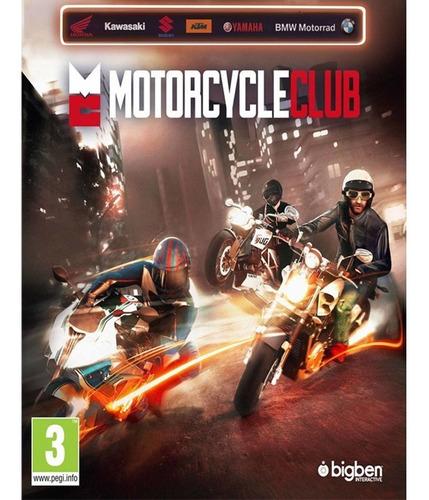 Motorcycle Club Juego Ps4 Entrega Rapida User - Xena Store