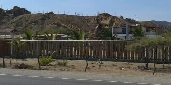 Terreno De Playa En Bonanza, Zorritos, Tumbes.