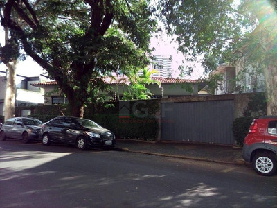 Casa Para Alugar, 320 M² Por R$ 15.000/mês - Cambuí - Campinas/sp - Ca5909