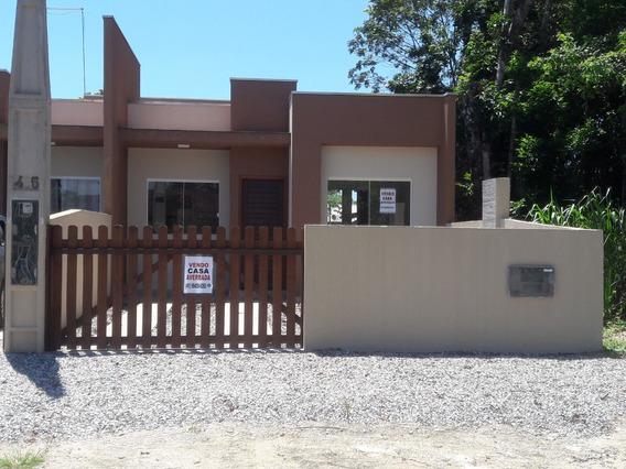 Casa De Praia, Em Itapóa, Próxima Ao Recanto Do Farol