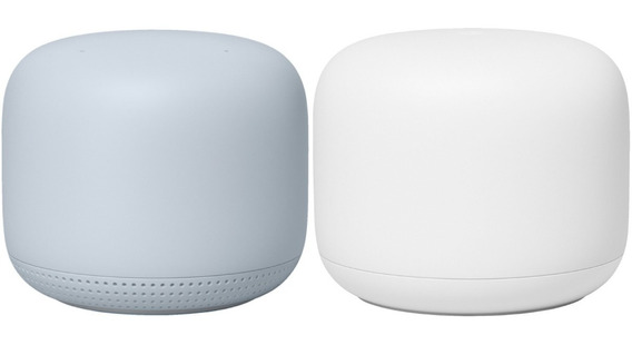 Google Nest Wifi Ac2200 Mesh 353m² Kit2 Mist