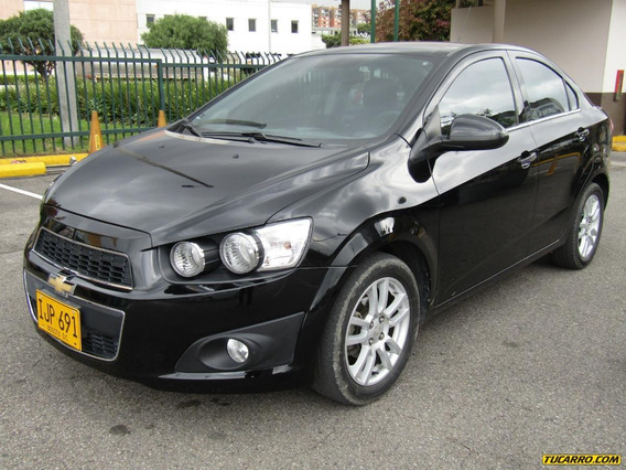Chevrolet Sonic Lt 1600cc Aa Ct