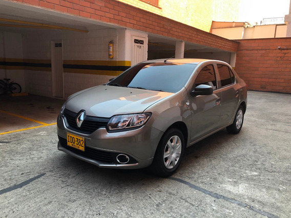 Renault Logan Authentique Mt 1.600 Sedan 2016