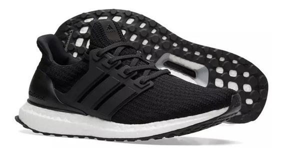 Tenis Hombre adidas Ultraboost 4.0 Bb6166 Correr Running Gym