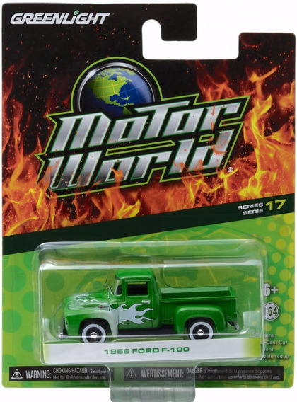 Greenlight - Jeep, Ford F-100, Chevy Bel Air... Escala 1:64.