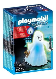 Playmobil Fantasma Del Castillo Con Luz 6042 Casa Valente