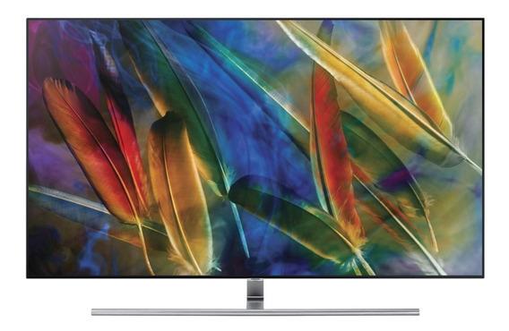 Tv Samsung Qled Q7f 65 Uhd 4k Nova Modelo Qn65q7famgxzd