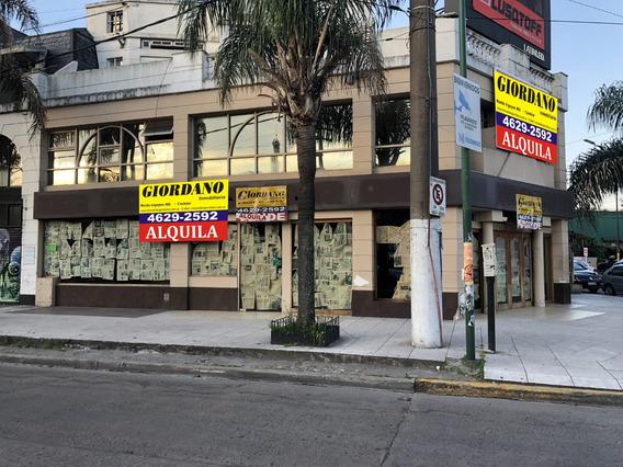 Alquler Amplio Local En Esquina Avenida Santa Rosa Ituzaigo