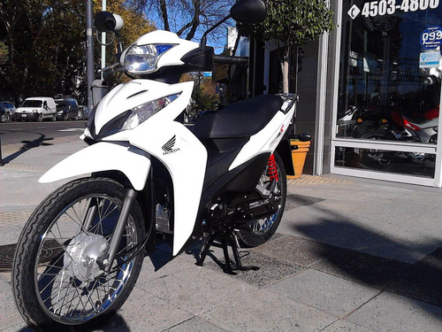Honda New Wave 110 100% Financiada Ahora 12 0km Centro Motos