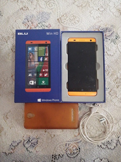 Blu Windows Phone Usado/65 Vrds