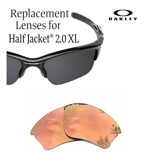 Micas De Reemplazo Para Half Jacket 2.0 Xl Color Copper Gold